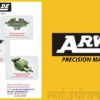 ARWADE Precision Machine vices with Swivel base
